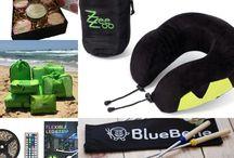 Zee-Zoo Travel Pillow Blog