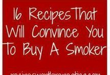 recipes for meat smokers