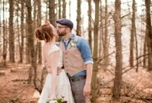 A Sweet Design Woodland Wedding / A Sweet Design created an amazing pop up wedding in the woods of Southern Indiana / by A. Sweet Design