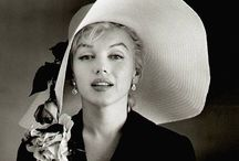 Love Marilyn <3 / Marilyn Monroe is the ultimate lady for me, i LOVE everything about her.