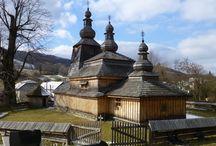 Drevene kostoliky na Slovensku
