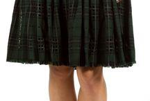 the skirt. ok, & dresses / skirts