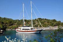 KAYHAN 4 / #gulet, #yacht, #bluevoyage, #yachtcharter, www.cnlyacht.com