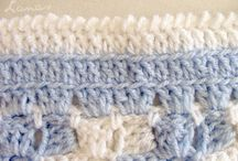 *Crochet - Borders & Edging