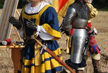 Compagnia d'Arme Strategemata ASD / late 15h / early 16th century german Landsknecht reenacting society