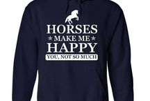 Gifts for the Ultimate Horse Lover!! / Choose your favorite Horse shirt from a wide variety of unique high quality designs in various styles, colors and fits. Shop online at https://teechip.com/stores/horse-corner now!