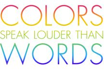 Color Quotes I Love