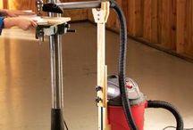 Control polvo madera