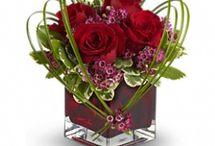 blomsterdekorasjoner,