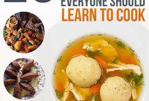 Passover Food & Decorations / Passover Fun!