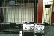 Gates, Crates & Cages