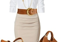 Dress for success / Classy Business outfits