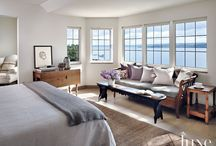 Master Bed Beach / Bedroom / by Emma Froelich-Shea