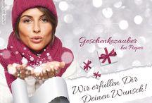 Weihnachtswunschliste / Gewinnspiel Parfümerie Pieper