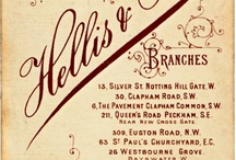 Typography vintage