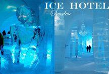 ICE HOTEL ~ SWEDEN