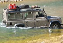 Land Rover Trips / Gear for your Land Rover Trips