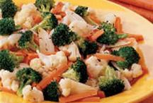 more vegetables and side dishes even kids will like