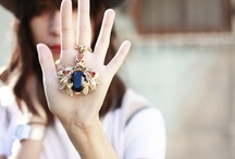 Jewelery 2014 / Think of: MAWI BCBG CARTIER
