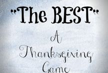 """Family games  / """"The best"""""""