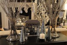 Fall and Christmas Decor / by Chassy Ramirez