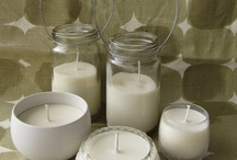 Candles :) / Lovely candles for in the winter or for a special occasion