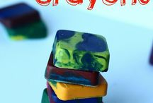 crafts / by Mary Chavers