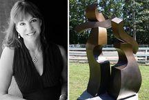 Hot #Sculpture Pics by Guest Curator Evelyn Daniel-Putnam