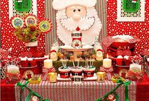 Candy Bar Christmas