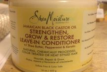 My Absolute Must Have Products as a Natural! / My Natural Products and Regimen!  / by Traci