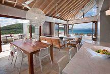kitchen island dining