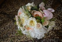 Wedding Bouquets / Beautiful and colourful bridal and bridesmaid bouquets from under the Tuscan Sun!