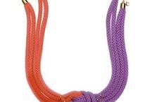 вязанные шнуры
