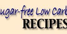 sugar free/ low carb