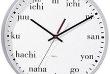 clocks / by Janeen Wheeler