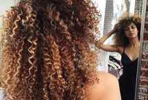 Highlights Curly Hair