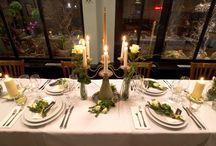 Julie Wimmer Design - Restaurant Interior / The Square Restaurant in Prague designed by Julie Wimmer.