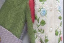 Handschuhe aus Pullis