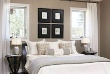 Neutral bedrooms