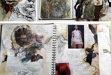 Sketchbooks and Bookbinding