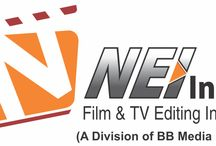 NEI INDIA Film Editing Mumbai / NEI India is of the largest Film and TV Editing Institutes in India, creating more than 2000 experts in the Film and TV Industry.  NEIIndia is a well established Institute in MUMBAI for last 10 years its a division of BB media pvt Ltd. BB media pvt Ltd is parent body to NEIIndia , FTJS consultancy and NEIIndia Music. NEIIndia has a branch in mumbai,Thane,Ahemedabad,Pune and Kolkatta.