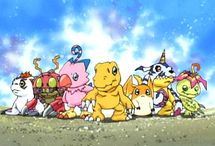 Digimon / by Elyse Nakashima