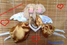Украшения и куклы от Houzewife / Ручная работа на продажу