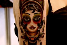 tattoos / by Kirsten Kirkpatrick