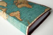 Travel journals.