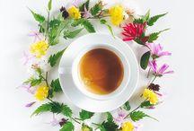 caffè floreale