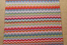 Crochet Blankets / by Mandy Morrow