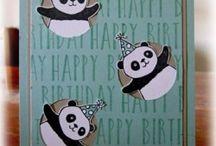 DIY Cards - Party Panda