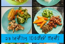 Healthy Toddler Meals/Snacks