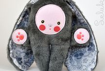 Leluko toys / Leluko is a single-person artistic studio where I create artistically made soft toys. Each of them is unique and sewn with concern about every detail. Additionally, it is absolutely safe and friendly to your children. I do invite you to have a look at my gallery and to find something interesting for your kids.